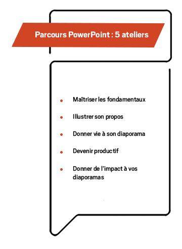 Parcours PowerPoint