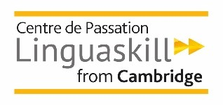 logo Cambridge Linguaskill